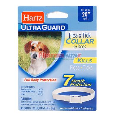 """Hartz Flea & Tick Collar Pup 20"""""""