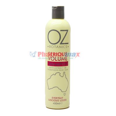 OZ Botanics Volume Shampoo 400ml