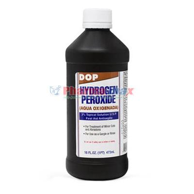 DOP Hydrogen Peroxide 16oz