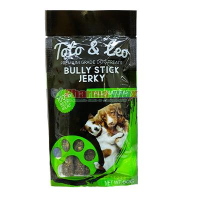 T&L Bully Stick Jerky .60g