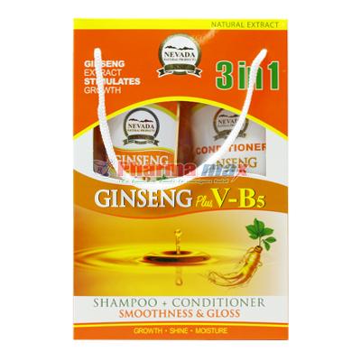 Nevada Ginseng Set 3in1 2pcs