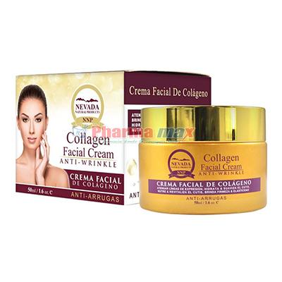 Nevada Collagen Facial Cream 50ml